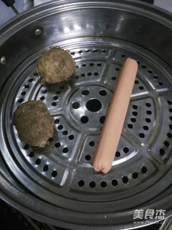 海鲜味鲜煮锅的简单做法