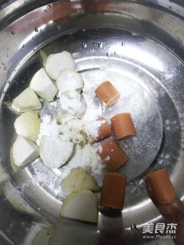 海鲜味鲜煮锅怎么吃