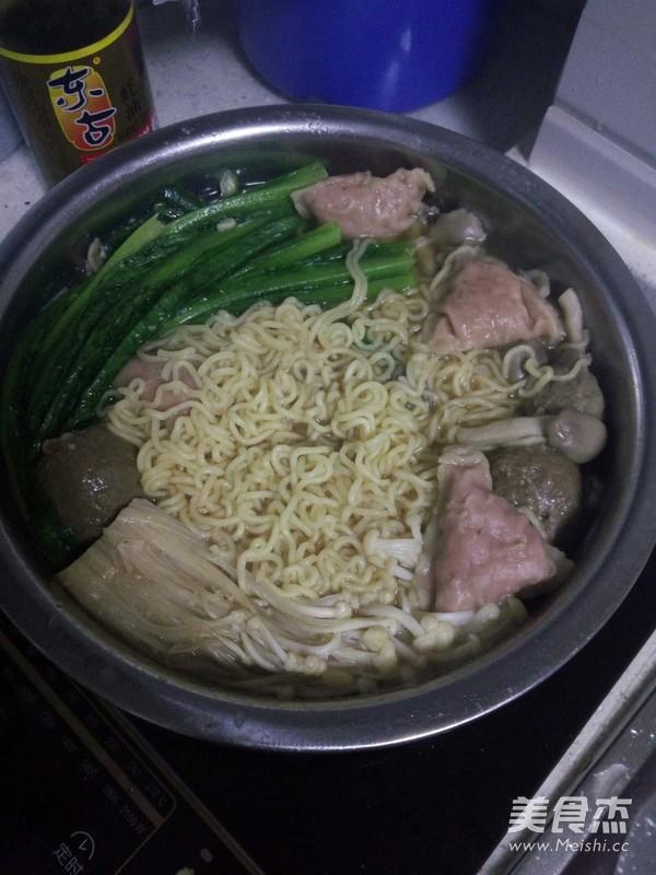 海鲜味鲜煮锅怎样炒
