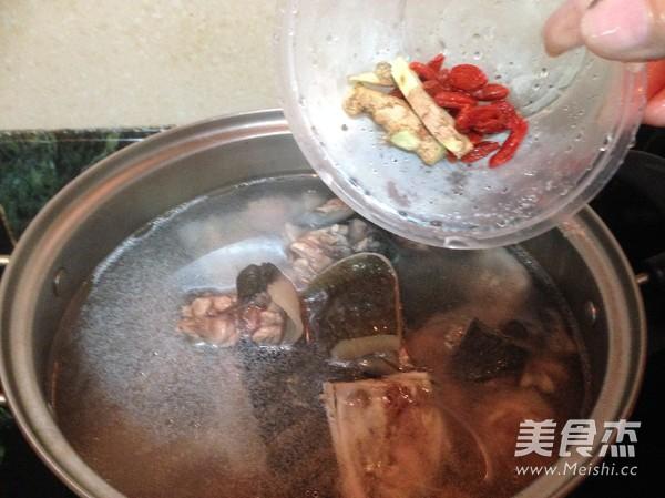 甲鱼汤怎么做