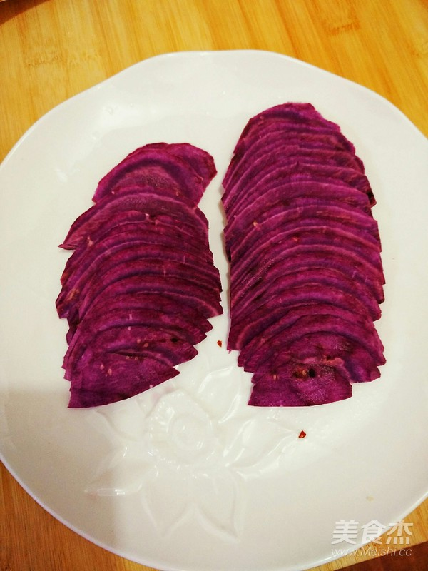 紫薯银耳羹的做法图解