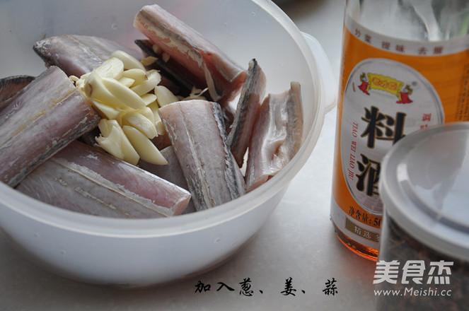 香煎(炸)带鱼的做法图解