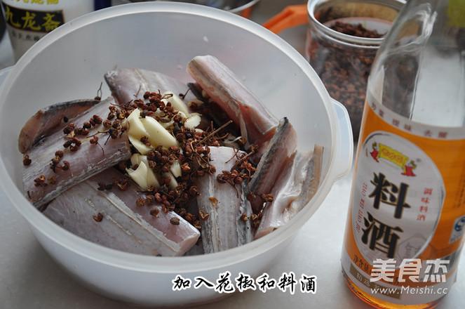 香煎(炸)带鱼的家常做法
