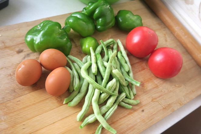 雨天最爱——西红柿鸡蛋打卤面的做法大全