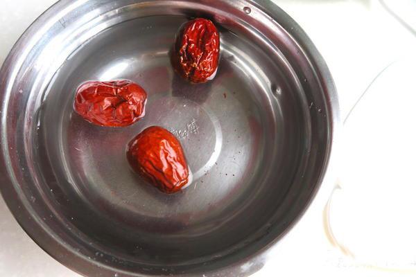 红枣汤圆羹的做法图解