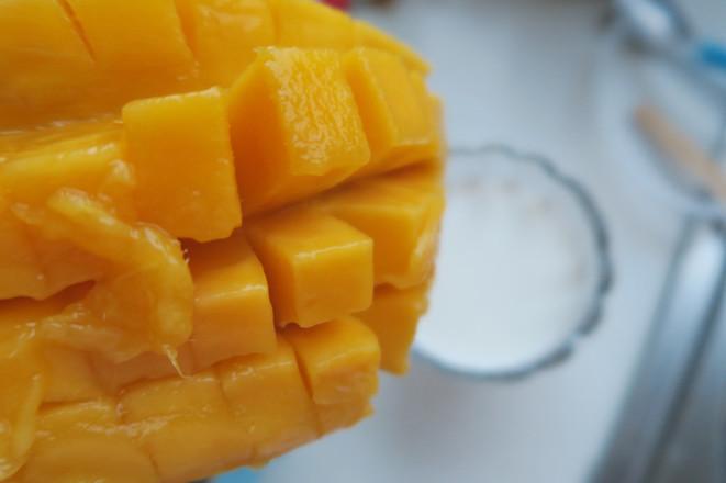 芒果牛奶西米露怎么煮