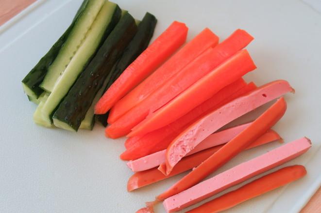 海苔寿司卷的家常做法