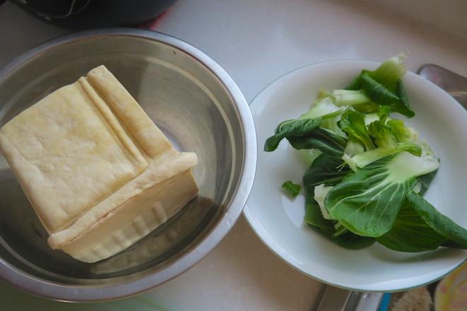 蚝油炖北豆腐的做法大全