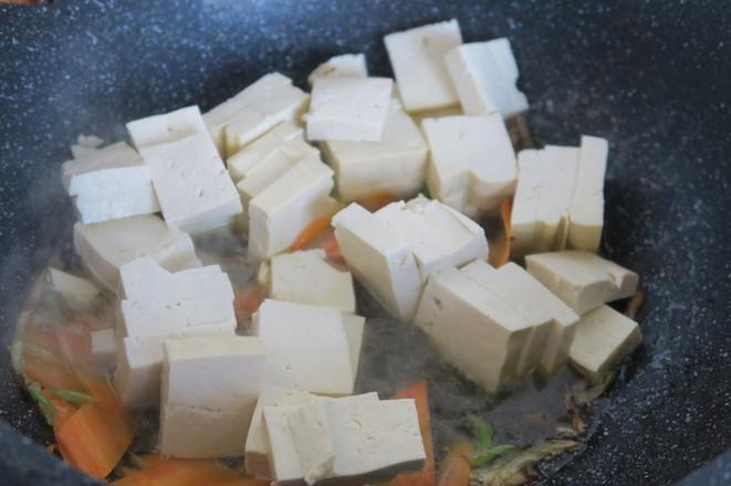 蚝油炖北豆腐怎么吃
