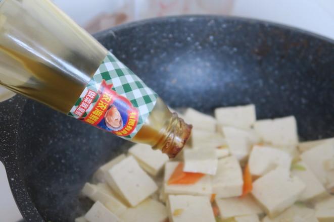 蚝油炖北豆腐怎么做