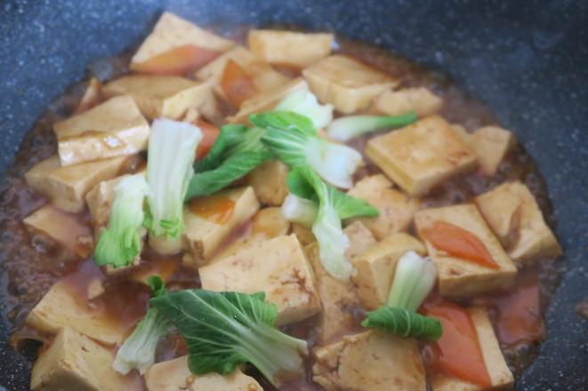 蚝油炖北豆腐怎么炖