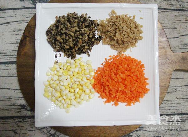 广式早茶里不可或缺的美味小食的步骤