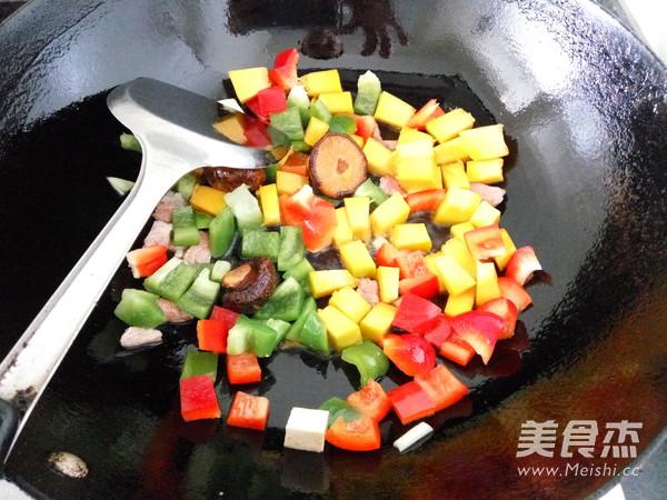 素菜大杂烩的简单做法