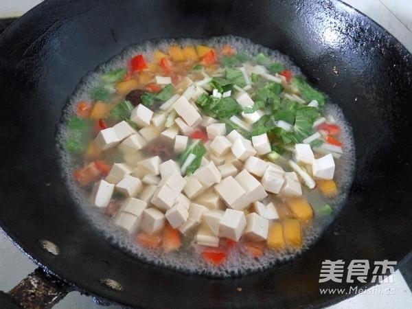 素菜大杂烩怎么吃