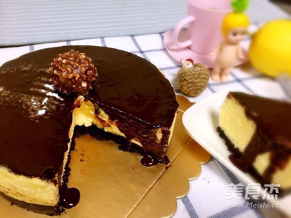 重芝士蛋糕的滋味怎么煸