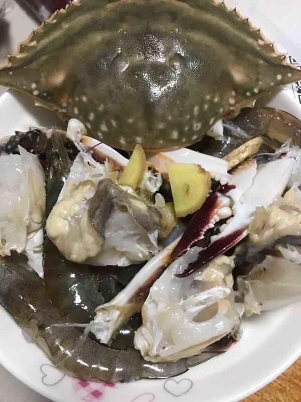海鲜粥虾蟹粥的家常做法