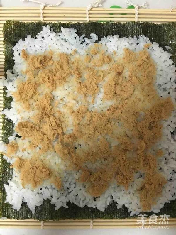 家常版寿司怎么炒