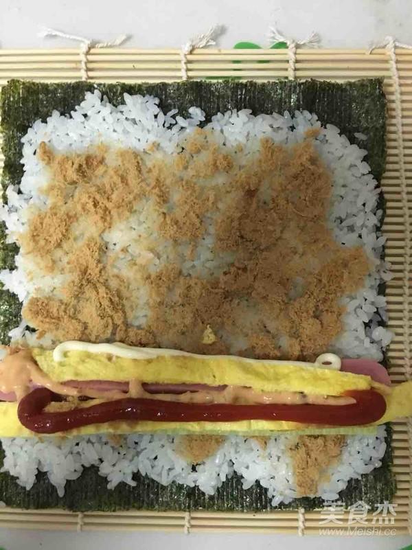 家常版寿司怎么炖