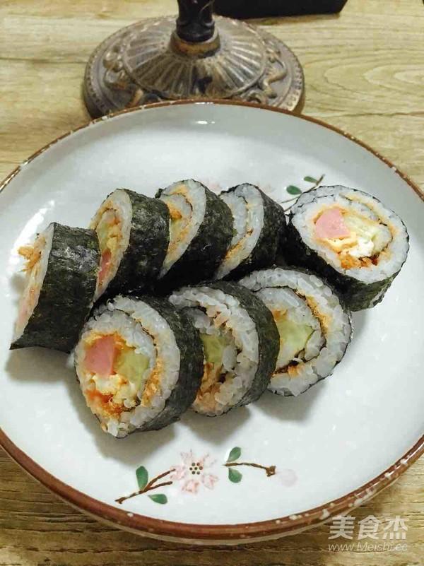 家常版寿司怎样炒