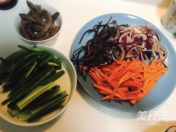 石锅牛肉拌饭的做法图解