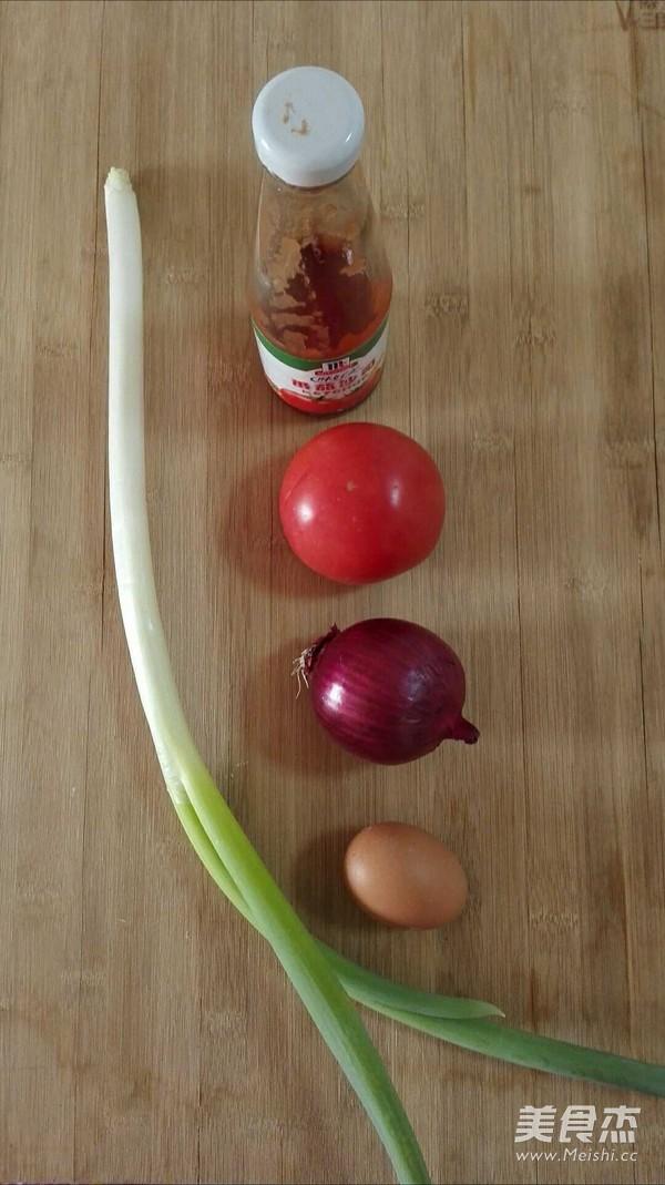 西红柿鸡蛋炒面的做法大全