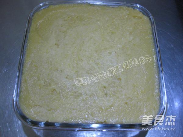 老北京豌豆黄怎么煸