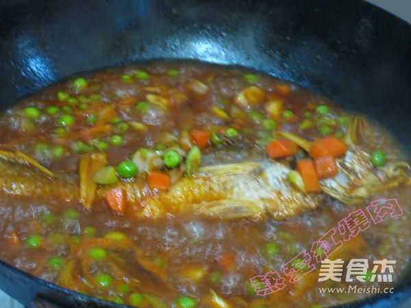 茄汁黄鱼的做法大全