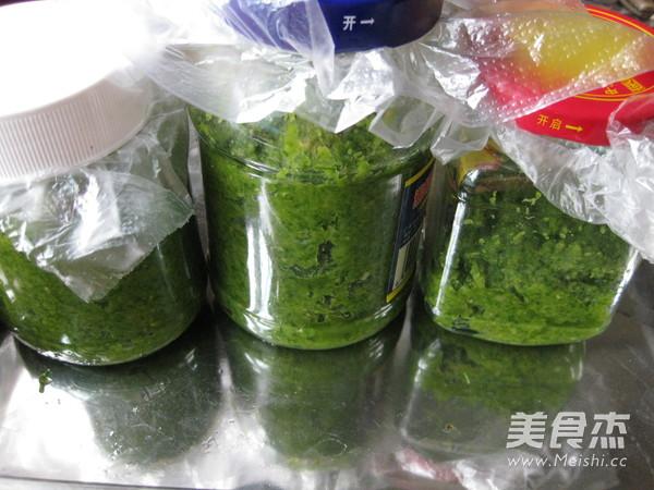 韭菜花酱怎么煮