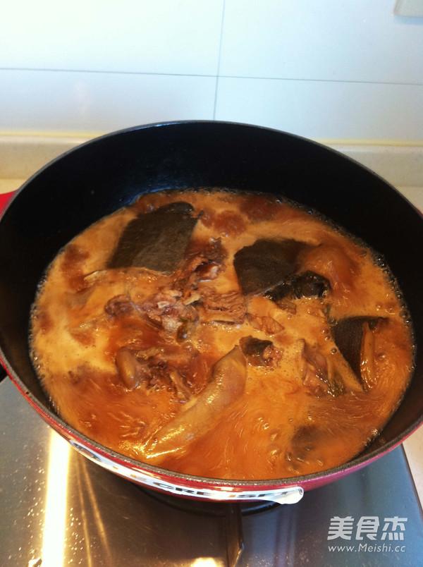 甲鱼炖排骨怎么煮