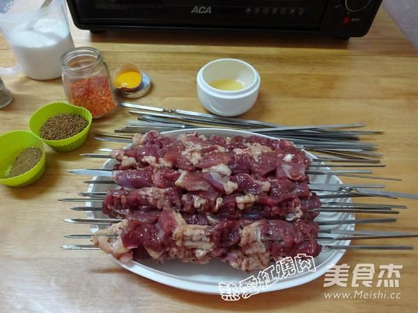 羊肉串怎么煮