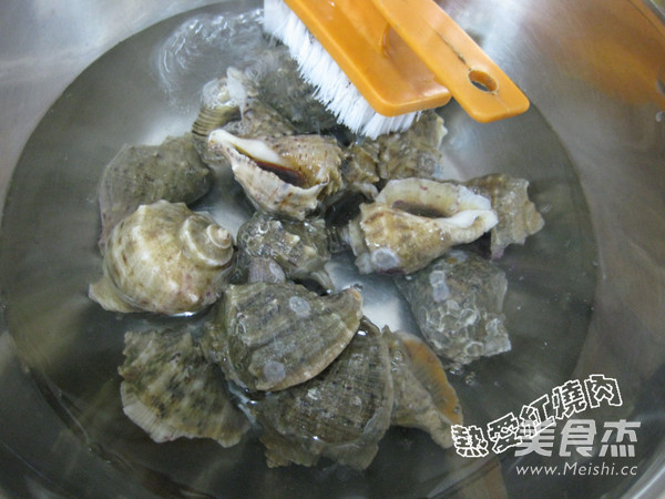 凉拌海螺肉的做法大全