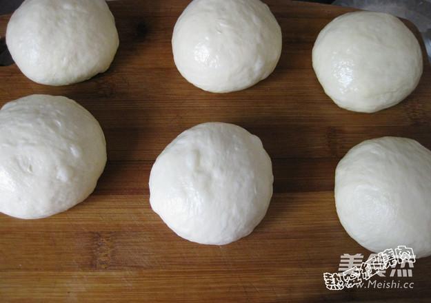蜜豆小面包怎么做
