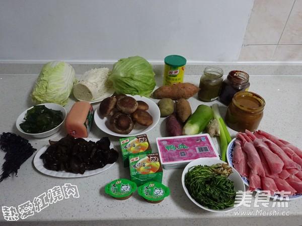 浓汤宝菌菇火锅的做法大全