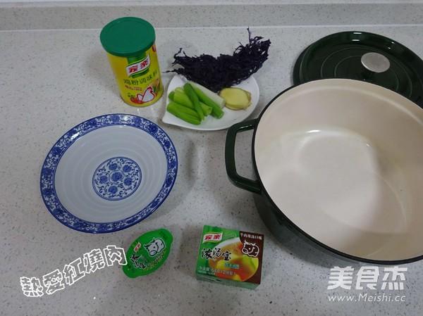 浓汤宝菌菇火锅怎么做
