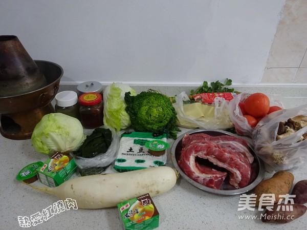 浓汤番茄铜火锅的做法大全