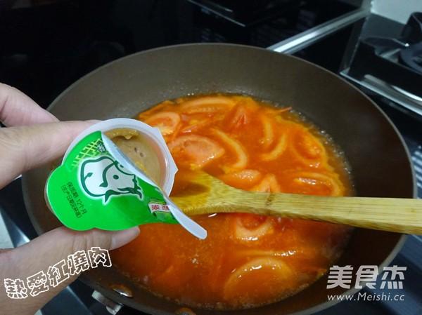 浓汤番茄铜火锅怎么煮