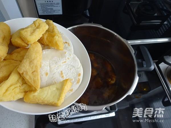 老北京卤煮火烧的做法大全