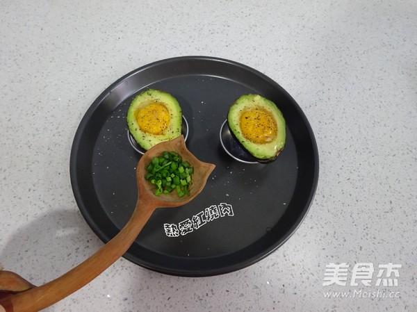 ——牛油果烤蛋怎么煮