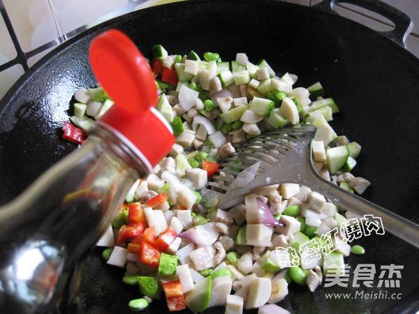 玉米面炒疙瘩怎样炒