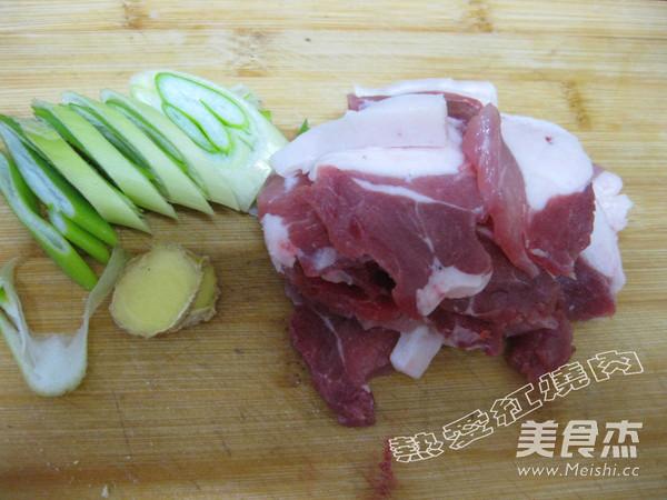 干锅干菜花的简单做法