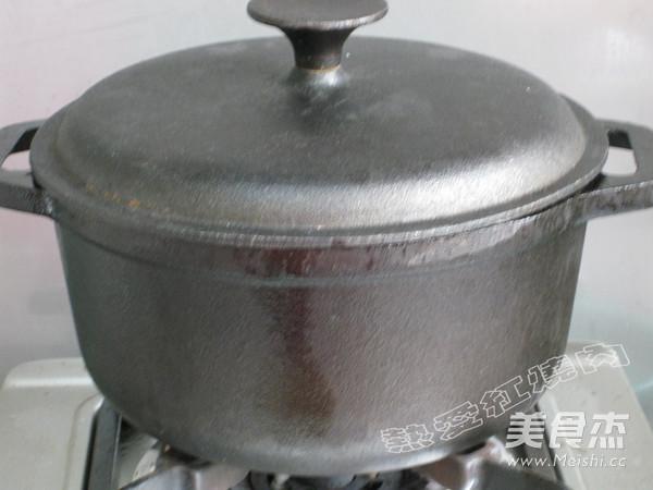 红烧肉的制作
