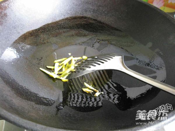 肉炒腐竹的家常做法