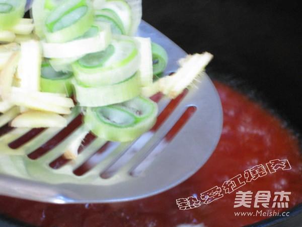 茄汁北极虾怎么做