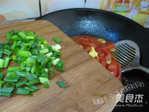 鸡蛋炒西红柿怎样做