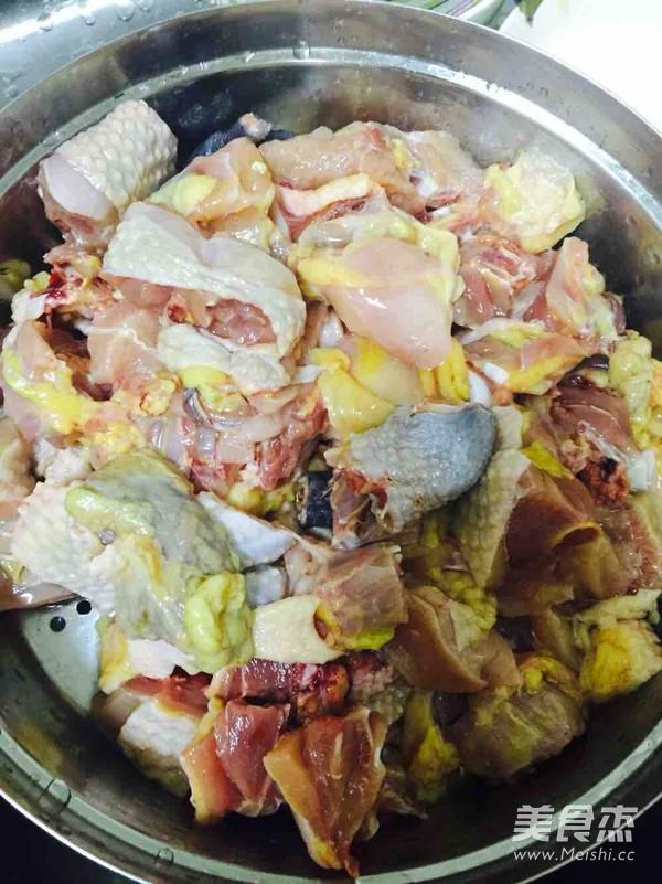 土豆焖鸡的做法大全
