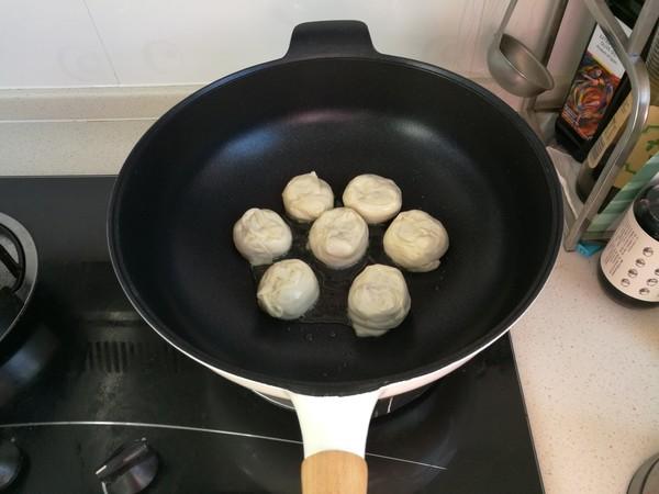 火腿萝卜丝饼的制作