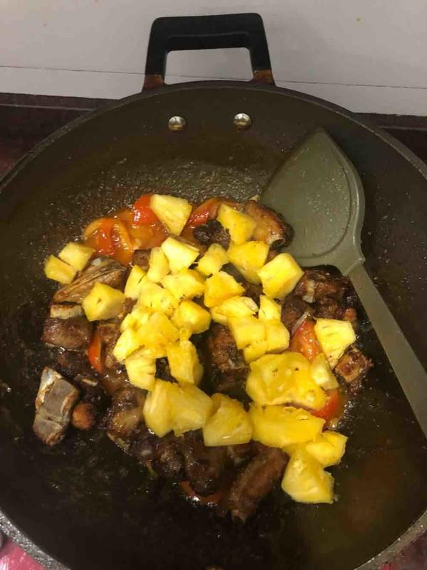 菠萝糖醋排骨怎么煮