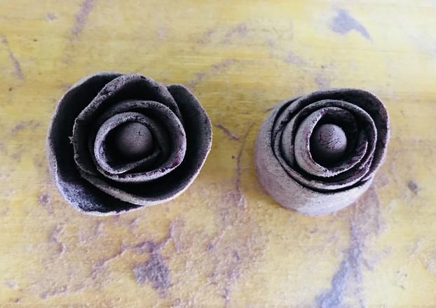紫薯玫瑰花馒头怎么煮