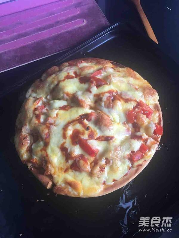 懒人披萨怎么做