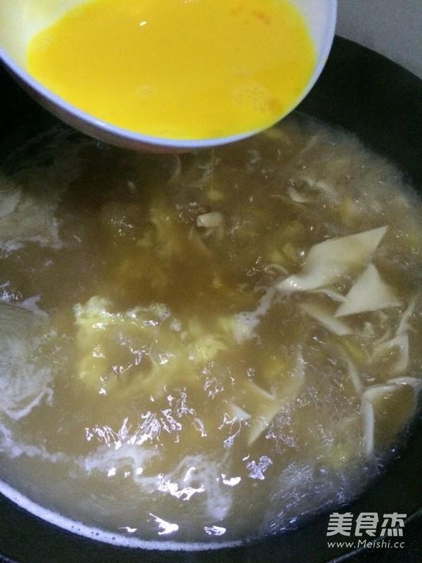 面片汤怎么做